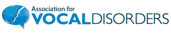Association for Vocal Disorders, Inc Logo